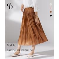 SAISON DE PAPILLON (セゾン ド パピヨン)のスカート/プリーツスカート