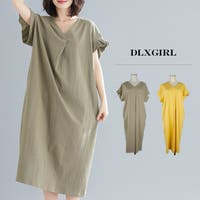 DLXGIRL(ディーエルエックスガール)のワンピース・ドレス/マキシワンピース