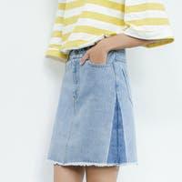 3uers(スリーユアーズ)のスカート/デニムスカート