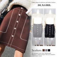 3uers(スリーユアーズ)のスカート/ひざ丈スカート