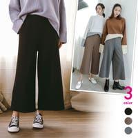 3uers(スリーユアーズ)のパンツ・ズボン/ガウチョパンツ