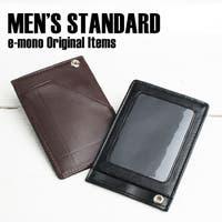 e-mono men(イーモノメン)の小物/パスケース・定期入れ・カードケース