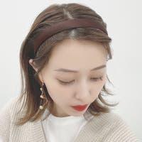 pairpair【WOMEN】(ペアペア)のヘアアクセサリー/カチューシャ