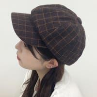 pairpair【WOMEN】(ペアペア)の帽子/キャスケット
