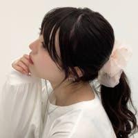 pairpair【WOMEN】(ペアペア)のヘアアクセサリー/シュシュ