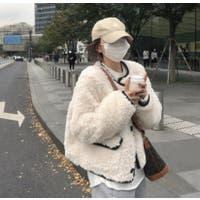 Girly Doll(ガーリードール)のアウター(コート・ジャケットなど)/フリースジャケット