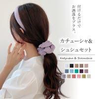 Girly Doll(ガーリードール)のヘアアクセサリー/カチューシャ