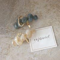 enjoueel (アンジュエール)のヘアアクセサリー/ヘアゴム