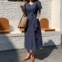 ENVYLOOK(エンビールック)のワンピース・ドレス/シフォンワンピース