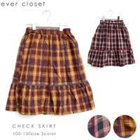 ever closet(エバークローゼット)のスカート/ひざ丈スカート
