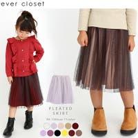 ever closet(エバークローゼット)のスカート/プリーツスカート