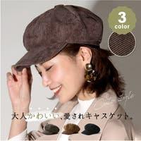exrevo(エクレボ)の帽子/キャスケット