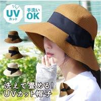 exrevo(エクレボ)の帽子/麦わら帽子・ストローハット・カンカン帽