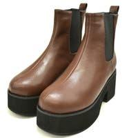FABBY FABBY(ファビートウキョウ)のシューズ・靴/サイドゴアブーツ