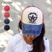 FACION(ファシオン)の帽子/キャップ