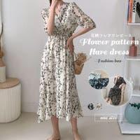fashion box (ファッションボックス)のワンピース・ドレス/シフォンワンピース
