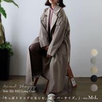 Fashion Letter(ファッションレター)のアウター(コート・ジャケットなど)/チェスターコート