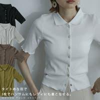 Fashion Letter(ファッションレター)のトップス/ポロシャツ