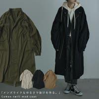 Fashion Letter(ファッションレター)のアウター(コート・ジャケットなど)/モッズコート