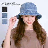 Felt Maglietta(フェルトマリエッタ)の帽子/ハット