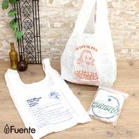 FUENTE(フェンテ)のバッグ・鞄/エコバッグ
