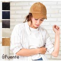 FUENTE(フェンテ)の帽子/キャップ