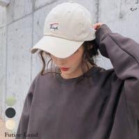 futier land(フューティアランド)の帽子/キャップ