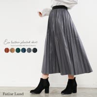 futier land(フューティアランド)のスカート/プリーツスカート