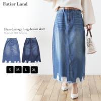 futier land(フューティアランド)のスカート/デニムスカート