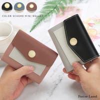 futier land(フューティアランド)の財布/二つ折り財布