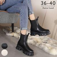 futier land(フューティアランド)のシューズ・靴/サイドゴアブーツ