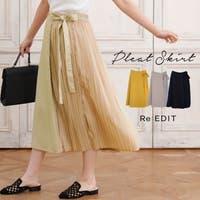 Re:EDIT(リエディ)のスカート/フレアスカート