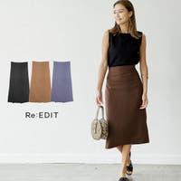 Re:EDIT(リエディ)のスカート/タイトスカート