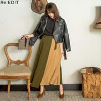 Re:EDIT(リエディ)のスカート/プリーツスカート