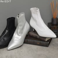 Re:EDIT(リエディ)のシューズ・靴/ショートブーツ