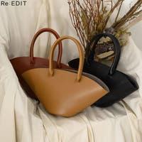 Re:EDIT(リエディ)のバッグ・鞄/ボストンバッグ