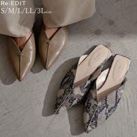 Re:EDIT(リエディ)のシューズ・靴/スリッポン