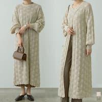 Re:EDIT(リエディ)のワンピース・ドレス/ニットワンピース