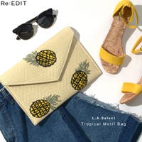 Re:EDIT(リエディ)のバッグ・鞄/クラッチバッグ