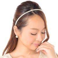 GIRL(ガール)のヘアアクセサリー/カチューシャ