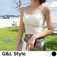 G&L Style(ジーアンドエルスタイル)のインナー・下着/ブラジャー