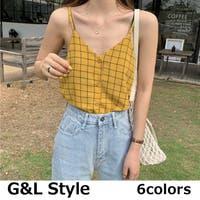 G&L Style(ジーアンドエルスタイル)のトップス/キャミソール