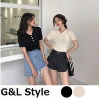 G&L Style(ジーアンドエルスタイル)のトップス/カットソー