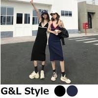 G&L Style(ジーアンドエルスタイル)のワンピース・ドレス/キャミワンピース