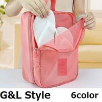 G&L Style(ジーアンドエルスタイル)のバッグ・鞄/トラベルバッグ