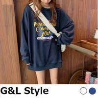 G&L Style(ジーアンドエルスタイル)のトップス/トレーナー