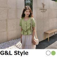 G&L Style(ジーアンドエルスタイル)のトップス/ブラウス