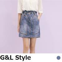 G&L Style(ジーアンドエルスタイル)のスカート/デニムスカート