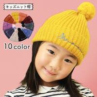 ZAKZAK【KIDS】(ザクザク)の帽子/ニット帽