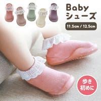 ZAKZAK【KIDS】(ザクザク)のベビー/ベビーシューズ